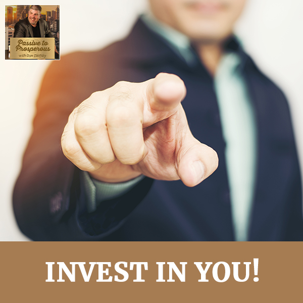 PTP 5 | Invest In Yourself